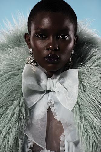 édito beauté maquillage bijoux peau noire