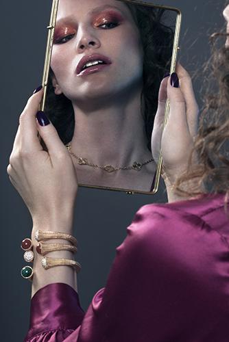 édito beauté maquillage haute joaillerie vancleef