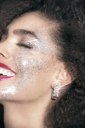 édito beauté bijoux maquillage diamants