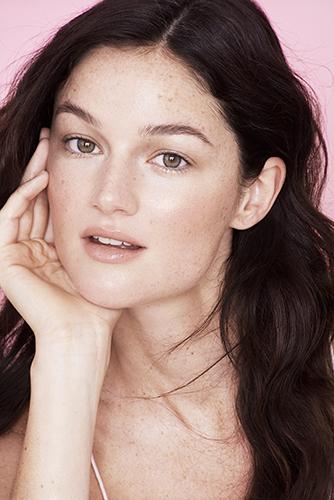 campagne beauté maquillage détail visage
