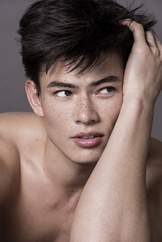 campagne beauté homme soins cosmétiques peau visage