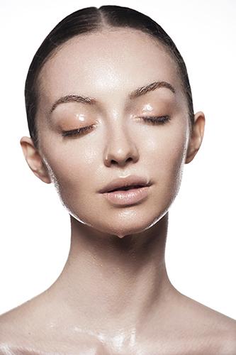 campagne beauté soins cosmétiques peau visage