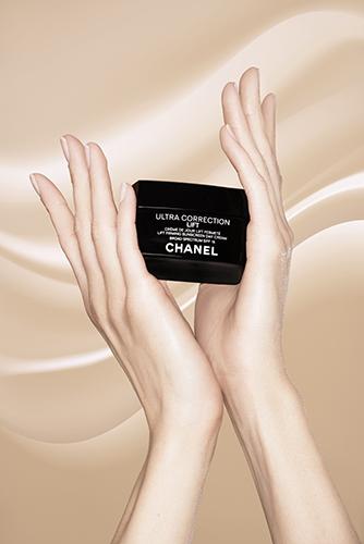 campagne beauté chanel mains cosmétiques soins