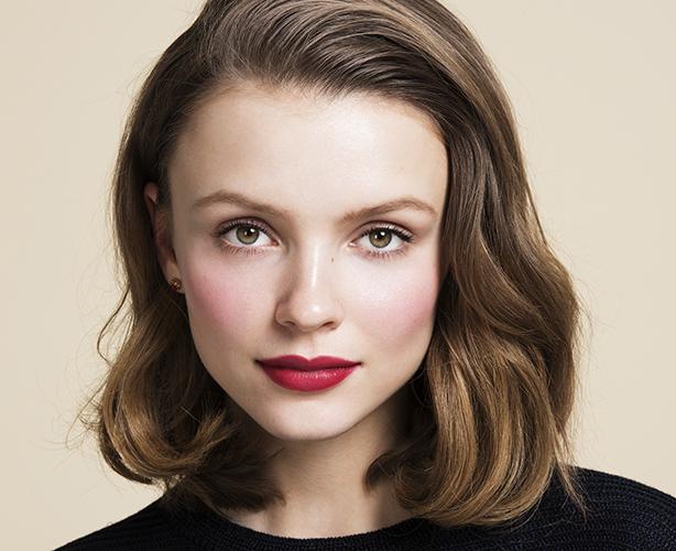 campagne lancome beauté maquillage lipstick