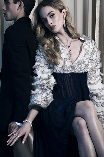 édito beauté haute joaillerie bijoux mariage couple