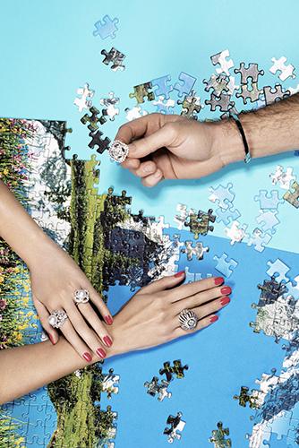 édito joaillerie beauté détail mains homme manucure ongles
