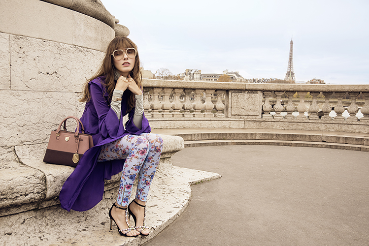 campagne sacs accessoires chaussures maroquinerie paris