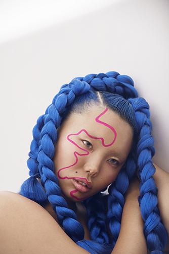 photo beauté maquillage artistique