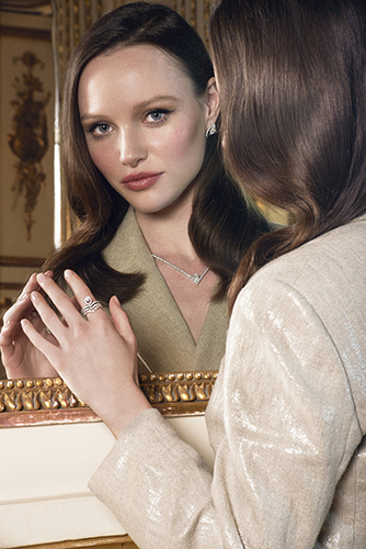 Campagne Chaumet Joséphine joaillerie