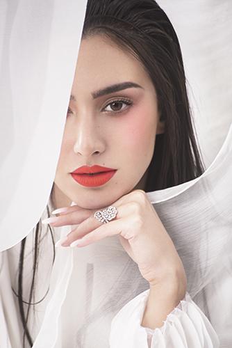 Edito Harper's Bazaar Sofia Saidi Joaillerie